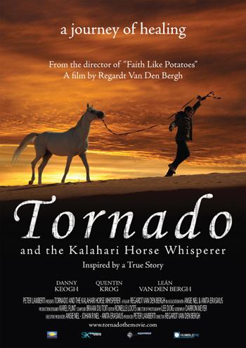 Tornado & the Kalahari Horse Whisperer